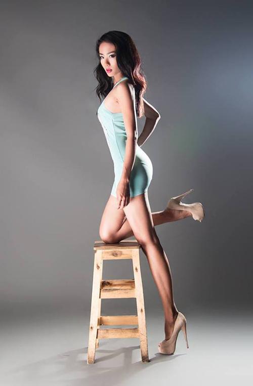 Bí quyết giảm 21kg mỡ thừa của người mẫu Nhã Trúc - 6