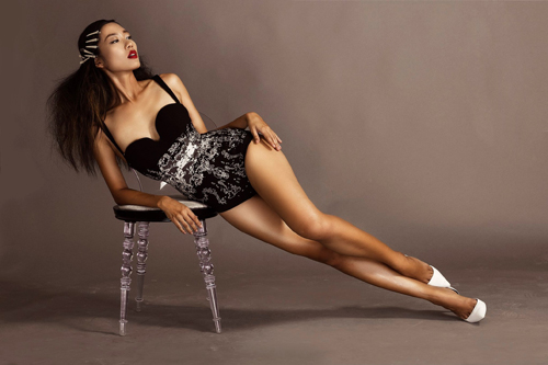 Bí quyết giảm 21kg mỡ thừa của người mẫu Nhã Trúc - 7