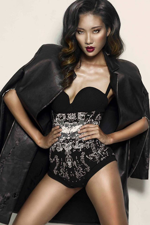 Bí quyết giảm 21kg mỡ thừa của người mẫu Nhã Trúc - 8