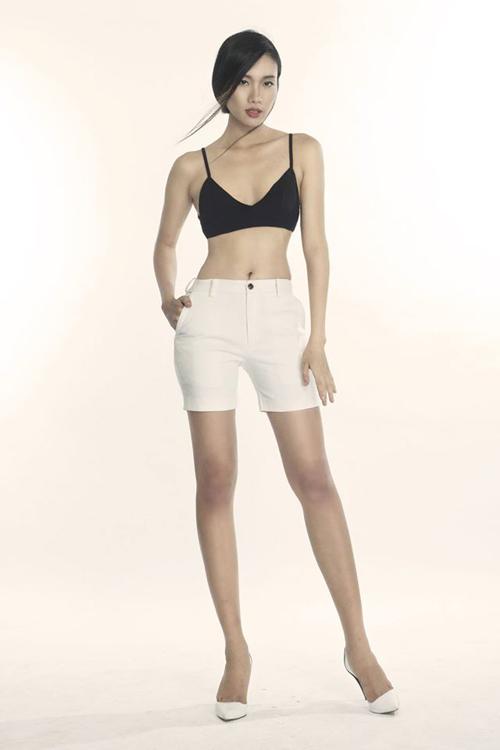 Bí quyết giảm 21kg mỡ thừa của người mẫu Nhã Trúc - 2