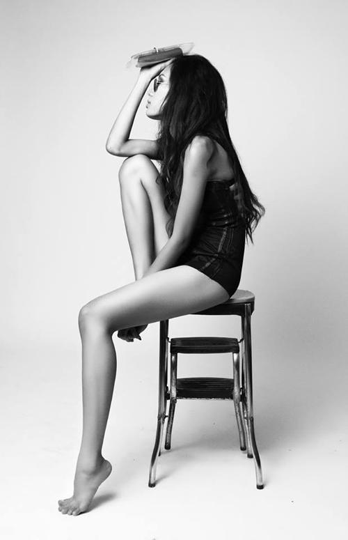 Bí quyết giảm 21kg mỡ thừa của người mẫu Nhã Trúc - 9