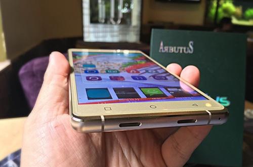 Arbutus AR6 plus - smartphone Nhật vào Việt Nam với giá rẻ - 3