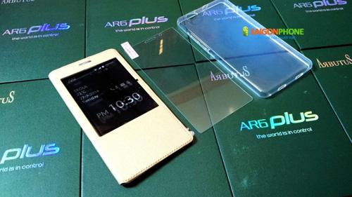 Arbutus AR6 plus - smartphone Nhật vào Việt Nam với giá rẻ - 4