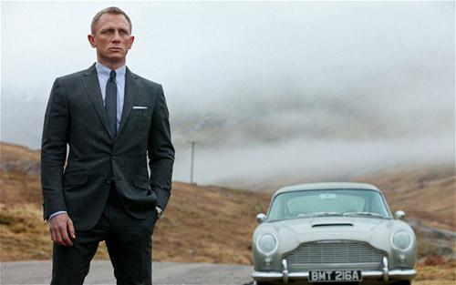 6 lý do giúp Daniel Craig đoạt ngôi James Bond xuất sắc - 3