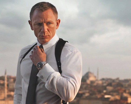 6 lý do giúp Daniel Craig đoạt ngôi James Bond xuất sắc - 2