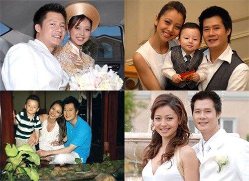 """Những sao Việt """"vợ con đề huề"""" mặc thị phi giới tính - 8"""