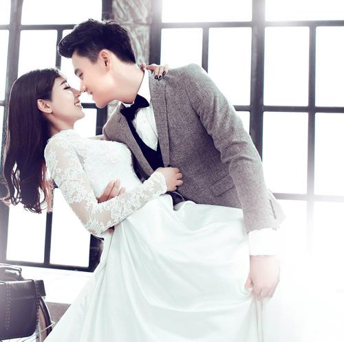 Ảnh cưới đậm chất ngôn tình của cặp đôi yêu nhau từ lớp 12 - 1
