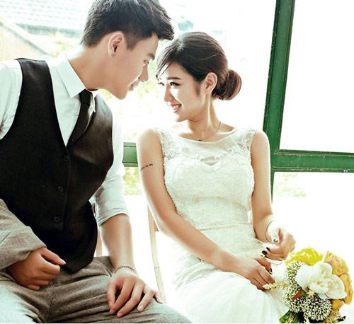 Ảnh cưới đậm chất ngôn tình của cặp đôi yêu nhau từ lớp 12 - 9