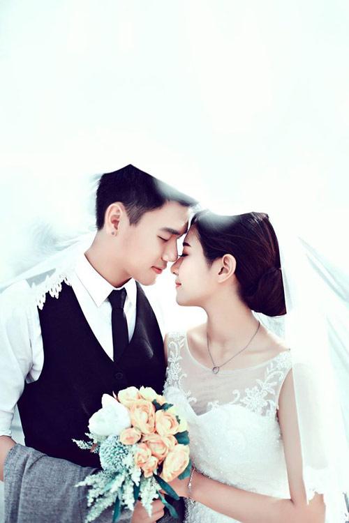 Ảnh cưới đậm chất ngôn tình của cặp đôi yêu nhau từ lớp 12 - 10