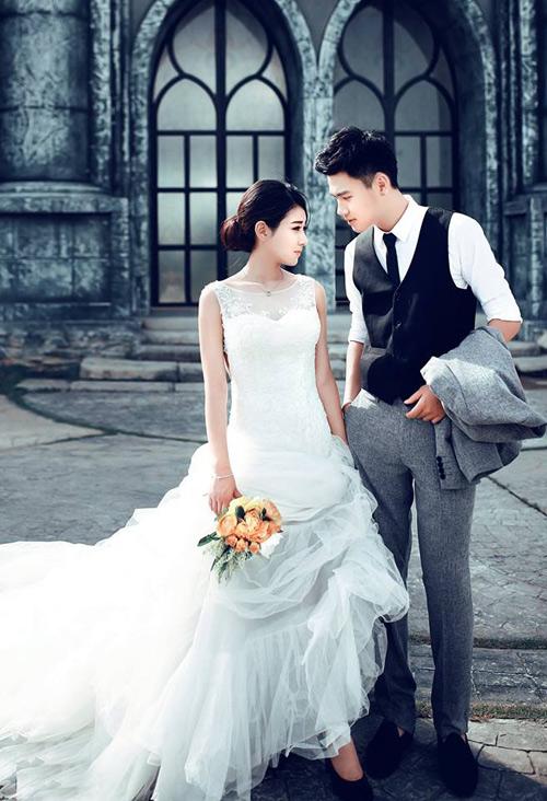 Ảnh cưới đậm chất ngôn tình của cặp đôi yêu nhau từ lớp 12 - 3