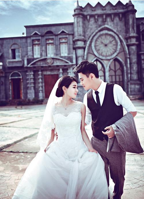 Ảnh cưới đậm chất ngôn tình của cặp đôi yêu nhau từ lớp 12 - 4