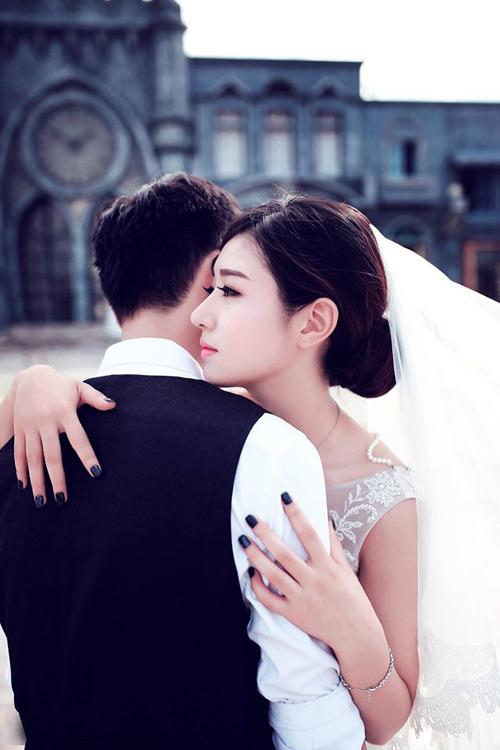 Ảnh cưới đậm chất ngôn tình của cặp đôi yêu nhau từ lớp 12 - 5