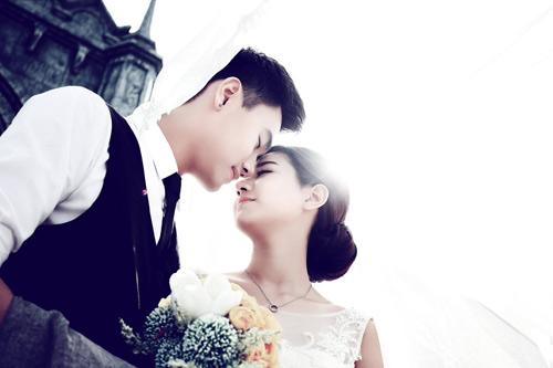 Ảnh cưới đậm chất ngôn tình của cặp đôi yêu nhau từ lớp 12 - 2