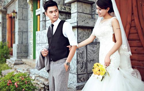 Ảnh cưới đậm chất ngôn tình của cặp đôi yêu nhau từ lớp 12 - 6