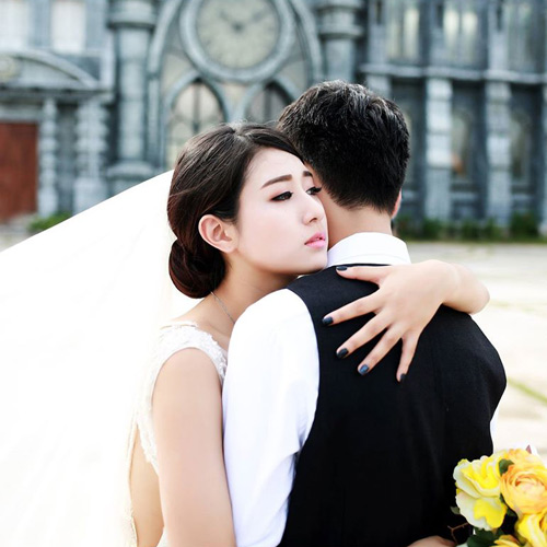 Ảnh cưới đậm chất ngôn tình của cặp đôi yêu nhau từ lớp 12 - 7