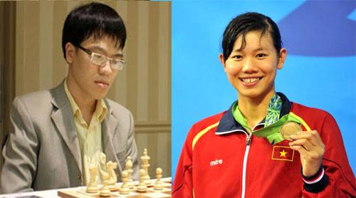 Tin thể thao HOT 10/11: Ánh Viên, Quang Liêm sắp được vinh danh - 1