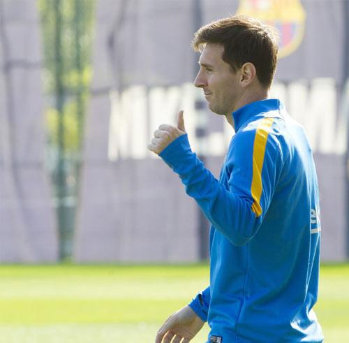 Tin HOT tối 10/11: Messi có thể đá El Clasico - 1