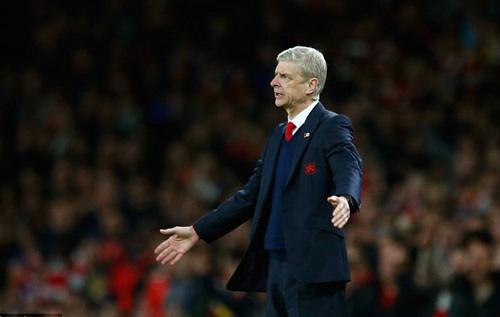 """Wenger thừa nhận có thể """"quay lưng"""" với Arsenal - 1"""