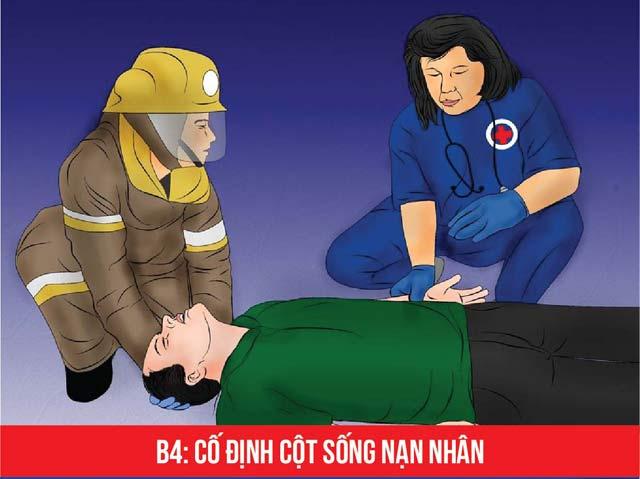 Cần làm gì khi cấp cứu người bị tai nạn giao thông? - 4