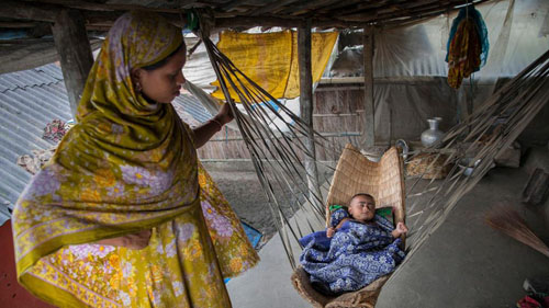 Ảnh: Sống trong cảnh ô nhiễm dễ sợ ở Bangladesh - 13