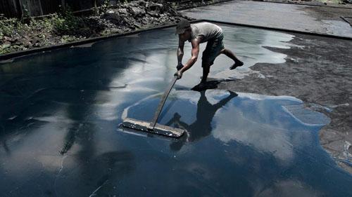 Ảnh: Sống trong cảnh ô nhiễm dễ sợ ở Bangladesh - 6