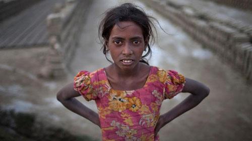 Ảnh: Sống trong cảnh ô nhiễm dễ sợ ở Bangladesh - 7