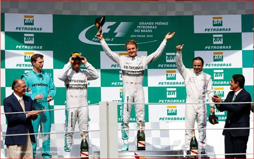 F1, Brazillian GP: Khúc Samba cho chặng áp chót - 2