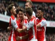 """Bóng đá - Arsenal: Hài lòng với phận """"khôn nhà dại chợ"""""""