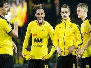 """Bóng đá - """"Người Dơi"""" của Dortmund ghi bàn như siêu xe"""