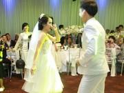 Ngôi sao điện ảnh - Clip nhảy siêu dễ thương trong tiệc cưới Tú Vi - Văn Anh