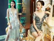 Thời trang - Phạm Hương quyến rũ hút hồn với đầm ôm sát gợi cảm
