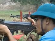 Thể thao - Ydin Eban: Chàng sinh viên Tây Nguyên mê bắn súng