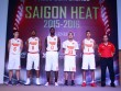 HLV Saigon Heat tự tin vào đội hình mới