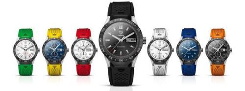 TAG Heuer ra mắt smartwatch siêu đắt - 2