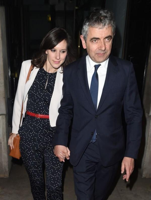 Mr Bean chính thức ly hôn để cặp bồ trẻ bằng nửa tuổi - 3