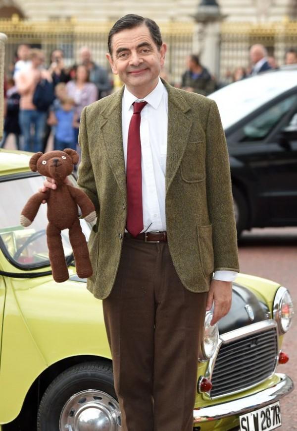 Mr Bean chính thức ly hôn để cặp bồ trẻ bằng nửa tuổi - 5