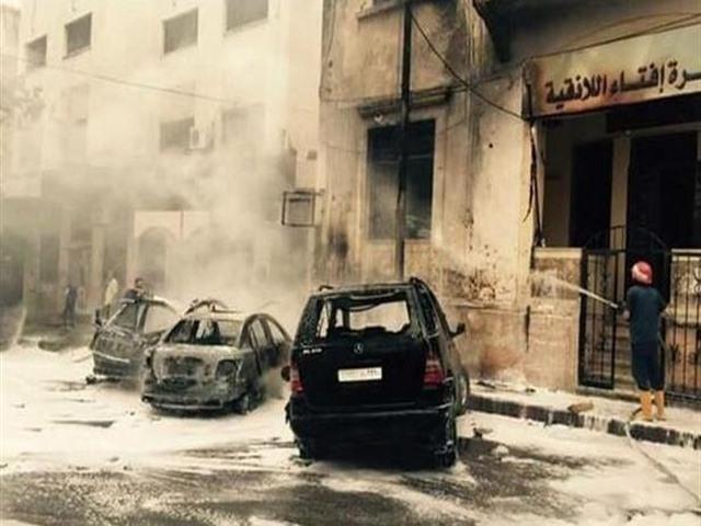 Syria: Al-Qaeda bắn rocket, 88 thường dân thương vong - 1