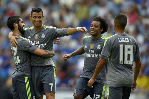 Top 10 CLB sút cầu môn nhiều nhất châu Âu: Real đầu bảng - 1