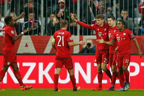 Top 10 CLB sút cầu môn nhiều nhất châu Âu: Real đầu bảng - 2