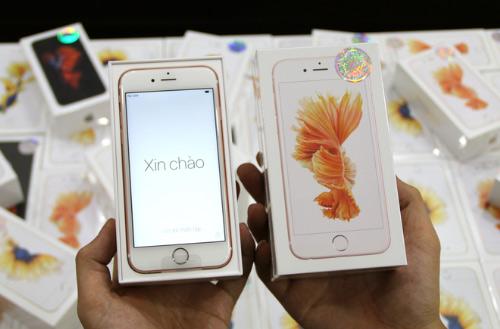 iPhone 6s ra mắt, iPhone đời cũ vẫn hút người dùng - 1