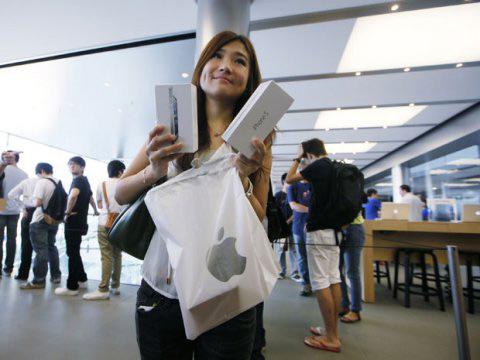 iPhone 6s ra mắt, iPhone đời cũ vẫn hút người dùng - 3