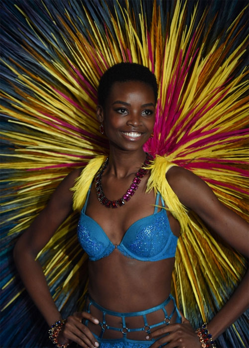 Dàn mẫu nội y cực gợi cảm trong show Victoria's Secret - 45