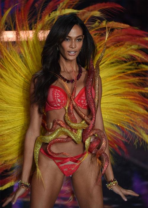 Dàn mẫu nội y cực gợi cảm trong show Victoria's Secret - 46