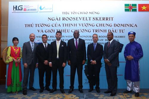 Thủ Tướng Dominica mang đến nhiều cơ hội dành cho các nhà đầu tư Việt - 5