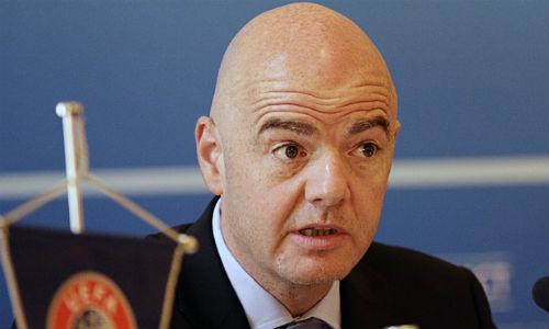 Ứng viên chủ tịch FIFA đề xuất 40 đội dự World Cup - 1