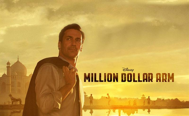 Trailer phim: Million Dollar Arm - 1