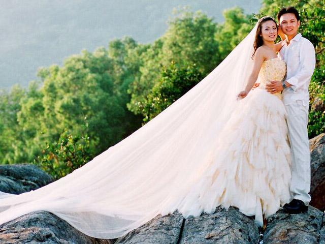 Ảnh cưới lãng mạn ở Mỹ của MC Huyền Ny - 9