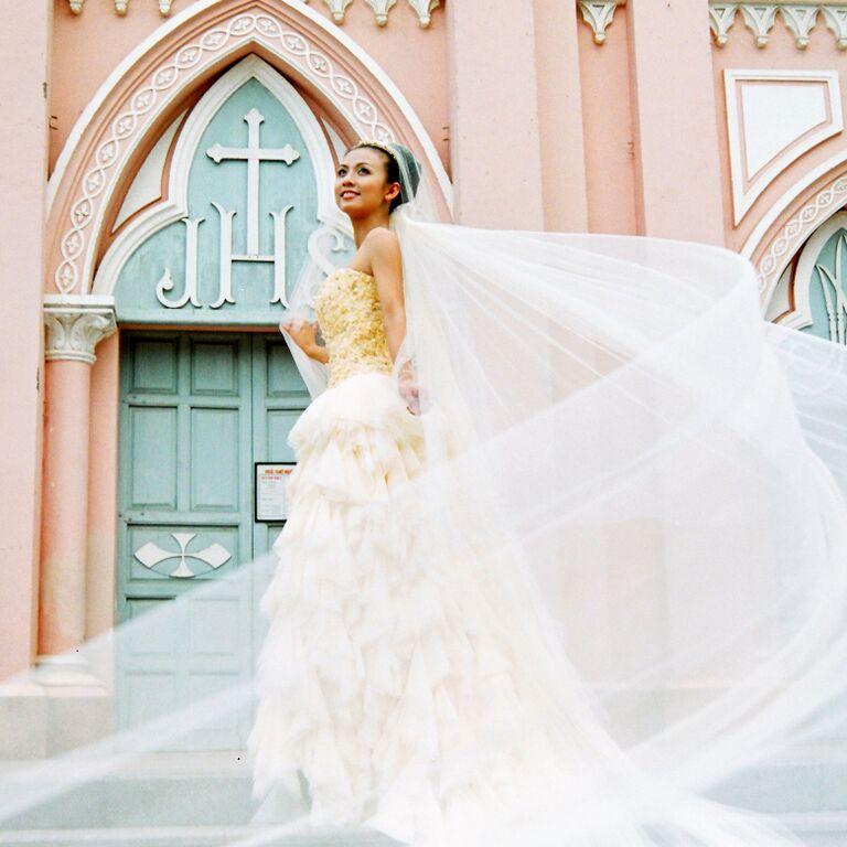 Ảnh cưới lãng mạn ở Mỹ của MC Huyền Ny - 6