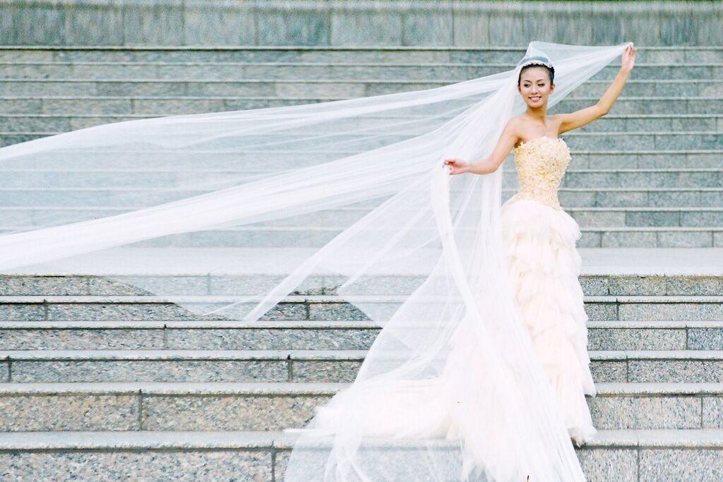 Ảnh cưới lãng mạn ở Mỹ của MC Huyền Ny - 5