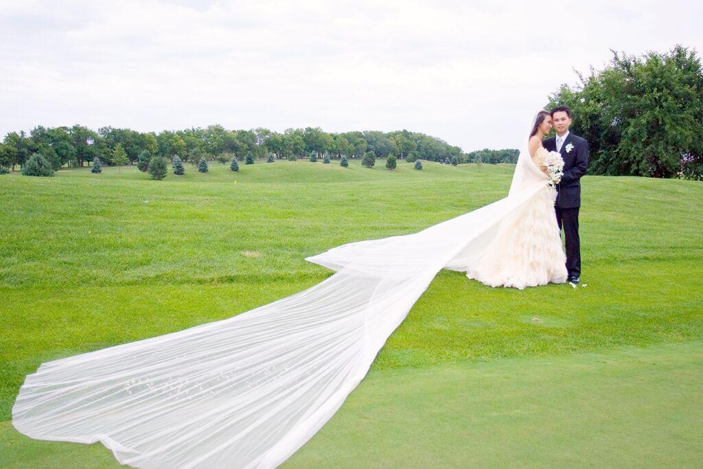 Ảnh cưới lãng mạn ở Mỹ của MC Huyền Ny - 3